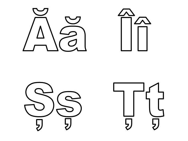 diacriticele limbii române