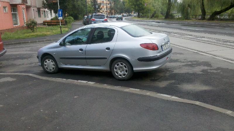parcare nesimtita