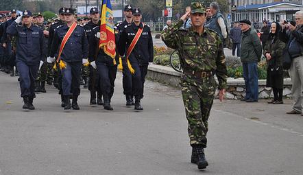 ziua armatei Resita 2012