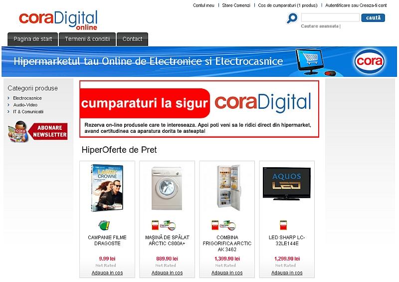 Hypermarket Cora