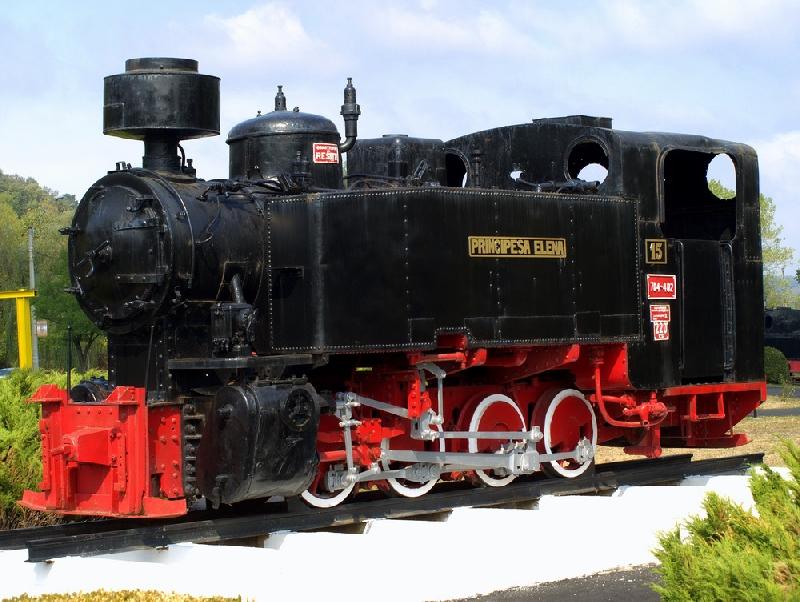 Locomotiva Principesa Elena