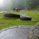 Sarmizegetusa Regia - Templu rectangular
