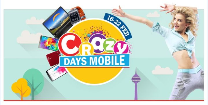 Mobile Crazy Days