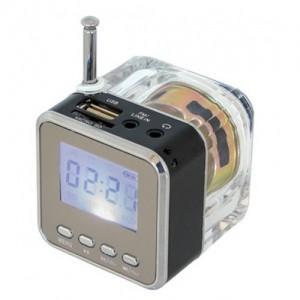 radio speaker megabass chameleon usb ZS22