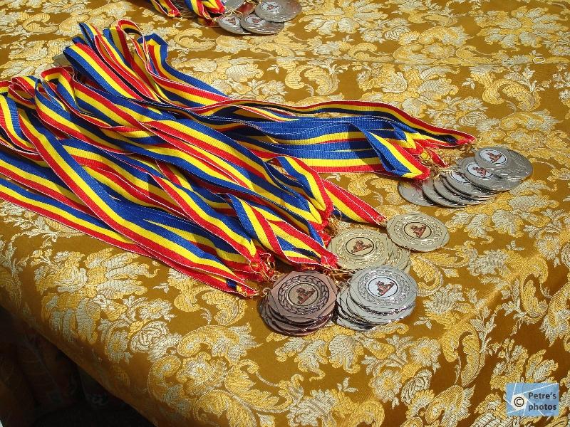 medaliile