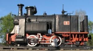 locomotiva fabricata la Resita in 1872-3