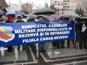 Proteste Resita 24.01.2012