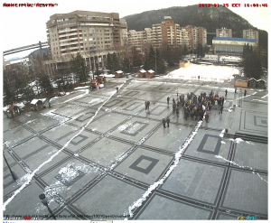 Proteste Resita 25.01.2012