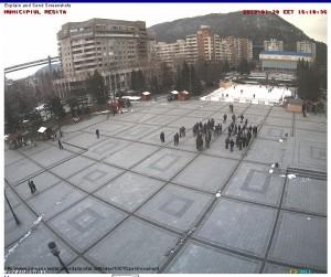 Proteste Resita 28.01.2012