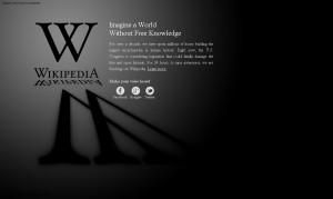 anti SOPA & PIPA