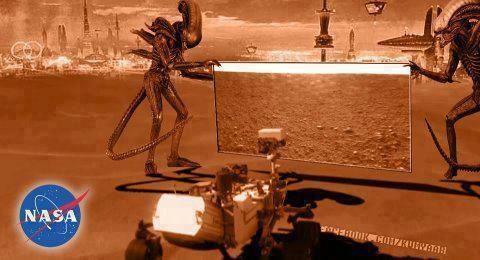 Cum se transmit fotografiile de pe Marte