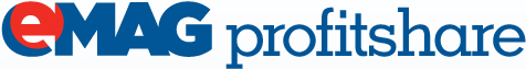 eMag ProfitShare logo
