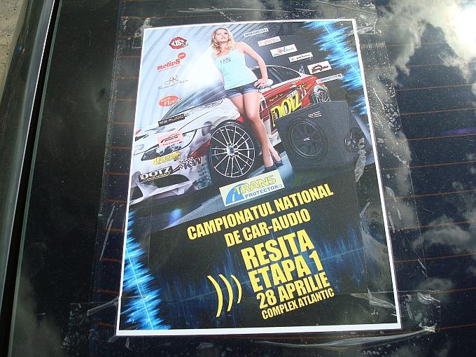 Campionatul National de Car-Audio