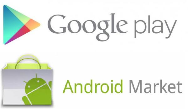 Google Play - Android 2012