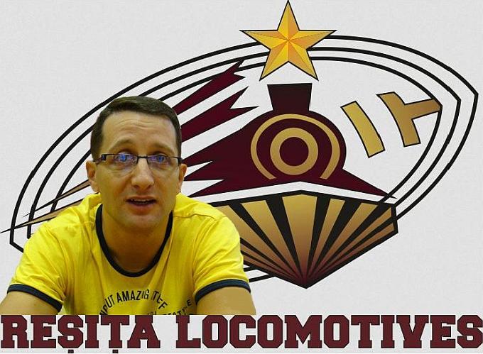 Raul Siladi & Resita Locomotives