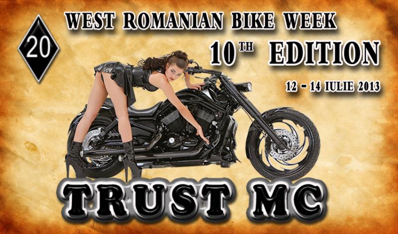 West Romanian Bike Week 2013