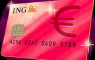 Card Euro ING