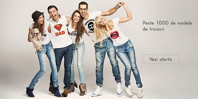 tricouri promotionale