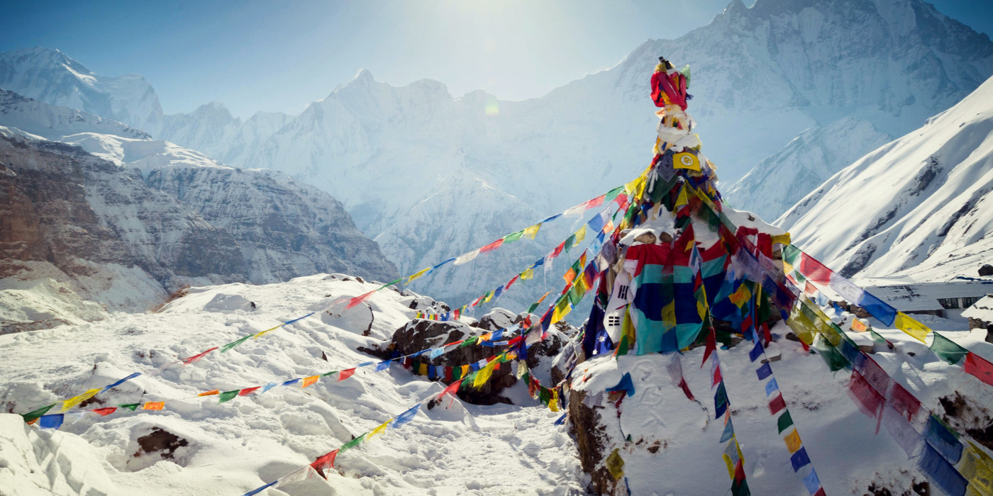 Nepalul, o tara situata la inaltime