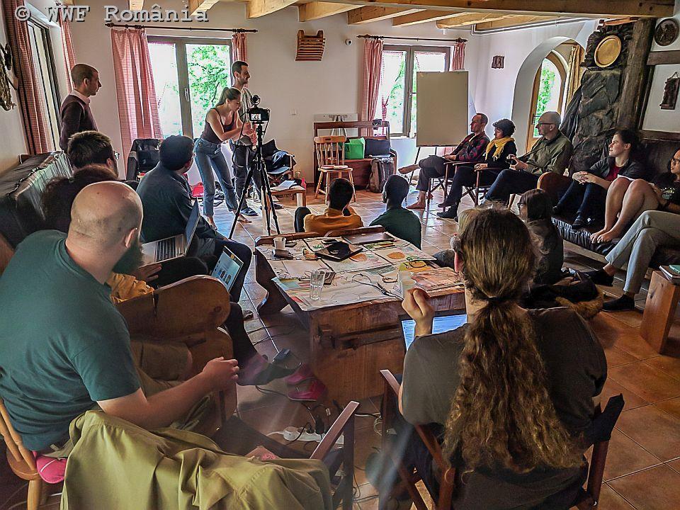 Inovație, colaborare și soluții antreprenoriale noi în Măgura Zimbrilor